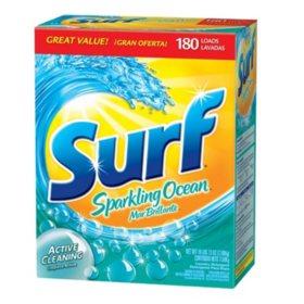 Surf Sparkling Ocean Laundry Detergent - 180 loads