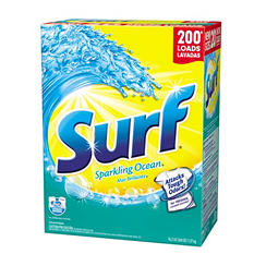 Surf Sparkling Ocean Laundry Detergent Powder (200 loads, 260 oz.)