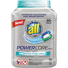 all PowerCore Pacs Plus Restores Tough Odors (90 ct.)