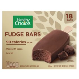 Healthy Choice Fudge Bar (18 ct.)