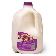 Prairie Farms 1% Low Fat Milk (1 gal.)