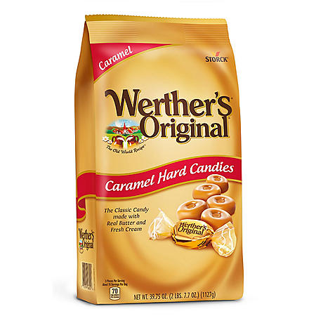 Werther's Original Hard Caramel Candies (39.75 oz.)