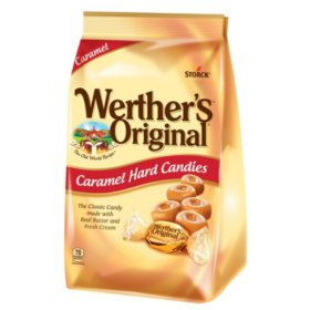 Werther's Original Caramel Hard Candies (34 oz.)