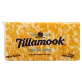 Tillamook Colby Jack Cheese (2 5 lbs ) - Sam's Club