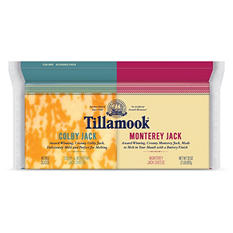 Tillamook Colby Jack and Monterey Jack Sliced Cheese (32 oz.)