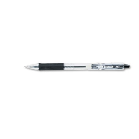 Pilot Rectratable Easy Touch Ballpoint Pens, Medium Point, 12ct., Select Color