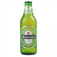Heineken Lager Beer (8.5 fl. oz. bottle, 24 pk.)