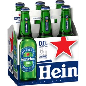 Heineken 0.0 (12 fl. oz. bottle, 6 pk.)
