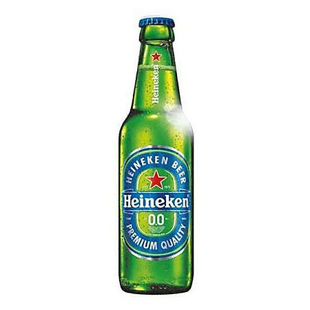 Heineken 0.0 (11.2 fl. oz. bottle, 24 pk.)