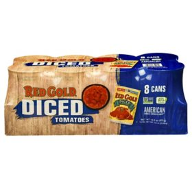 Red Gold Diced Tomatoes (14.5 oz., 8 pk.)