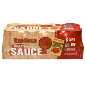 Red Gold Tomato Sauce (15 oz., 8 pk.)