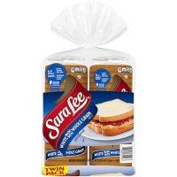 Sara Lee Soft & Smooth Whole Grain White Bread  (20oz/2pk)