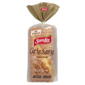 Sara Lee Artesano Bakery Bread (20oz / 2pk)