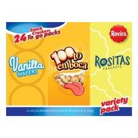 Rovira Sweet Crackers Variety Pack (36 oz.)