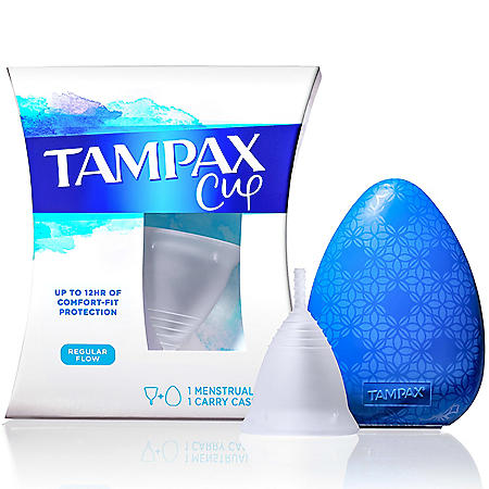 TAMPAX Regular Flow Menstrual Cup