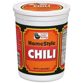 Chili Bowl® Homestyle Chili - 5 lb. tub
