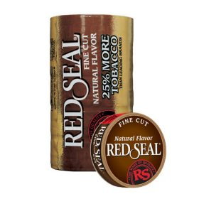 Red Seal Fine Cut Natural (5-can roll)