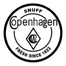Copenhagen Extra Long Cut Natural (1.2 oz. can, 5 can roll)