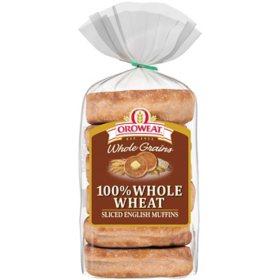 Oroweat Whole Wheat English Muffins (13.75oz)