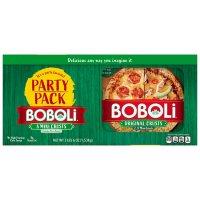 Boboli Party Pack, Mini Pizza Crust Includes Sauce (8 ct.)