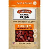 Old Wisconsin Turkey Bites (16oz)