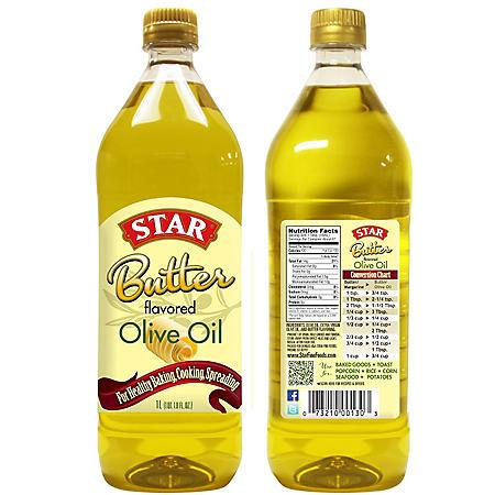 Star Butter Olive Oil - 1L