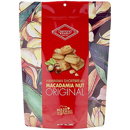 Hawaiian Shortbread Macadamia Nut Cookies (13 oz.)