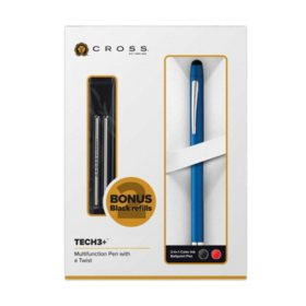 Cross Tech 3+ Multifunction Pen, Choose a Color