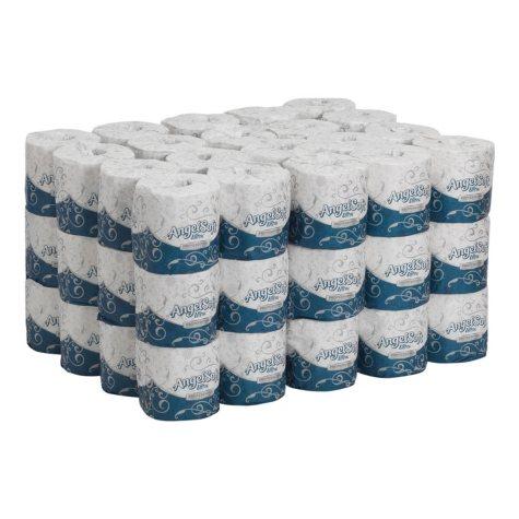 Angel Soft PS Ultra - Premium Bathroom Tissue, 2-Ply, 400 Sheets - 60 Rolls