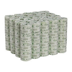 Georgia Pacific - Envision, Recycled Bath Tissue, 2-Ply, 550 Sheets - 80 Rolls