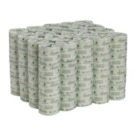 Envision® Recycled 2-Ply Toilet Paper, 550 Sheets/Roll, 80 Rolls (19880/01)
