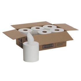 SofPull® Centerpull Regular Capacity Paper Towel, White, 320 Sheets, 6 Rolls
