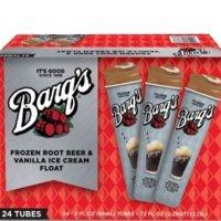 Barq's Frozen Root Beer and Vanilla Ice Cream Float (24 ct.)