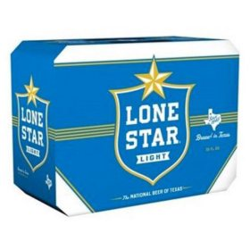 Lone Star Light (12 fl. oz. can, 24 pk.)