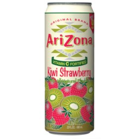 AriZona Kiwi Strawberry Tea (23oz / 24pk)