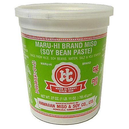 Maru-Hi Brand Miso Soybean Paste (27 oz.)