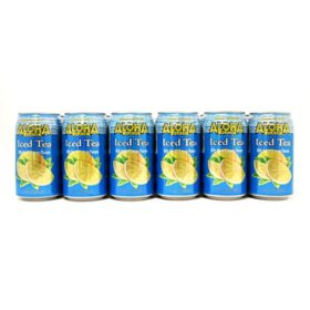 Aloha Maid Natural Iced Tea (11.5oz / 24pk)