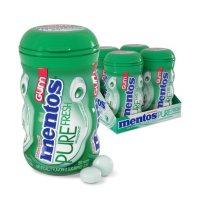 Mentos Pure Fresh Sugar-Free Chewing Gum Spearmint (50ct., 4pk.)