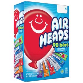AirHeads Variety Pack (0.55 oz., 90 ct.)