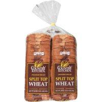 Country Kitchen Split Top Wheat Bread (20oz / 2pk)