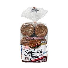 Oroweat Whole Wheat Sandwich Thins (24 ct.)