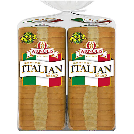 Brownberry Italian Sliced Bread - 2 pk.