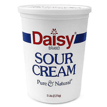 Daisy Sour Cream (5 lb.)