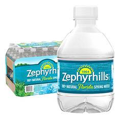 Zephyrhills 100% Natural Spring Water (8 oz. bottles, 48 pk.)
