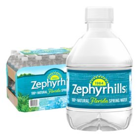 Zephyrhills 100% Natural Spring Water (8 oz., 48 pk.)