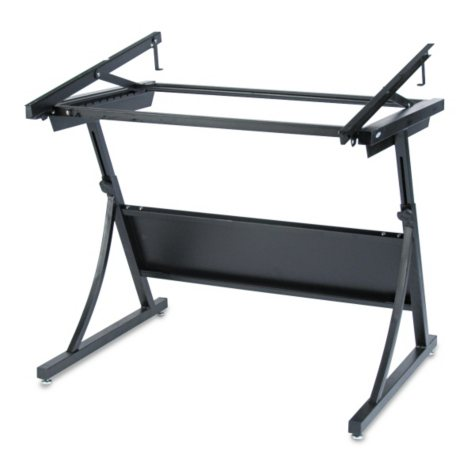 Safco® PlanMaster Adjustable Drafting Table Base