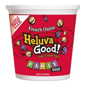 Heluva Good! French Onion Dip (32 oz.)