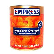 Empress Mandarin Oranges (105 oz.)
