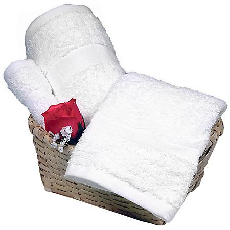 "Riegel Cam Hotel Bath Towels 24"" x 50"" - 6pk"