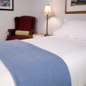 Riegel Hospitality Blanket - Blue - Various Sizes